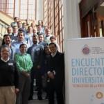 DSIC reúne a directores universitarios de informática a nivel nacional